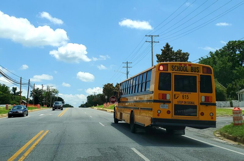 Police Urge Citizens to Be Alert for School Buses as Children Return to Classes