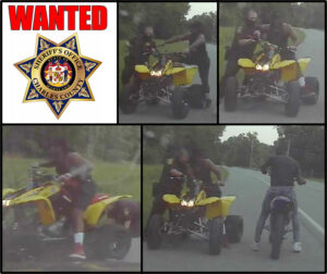Police Request Help Identifying Suspect Who Assaulted an Officer During a Traffic Stop Marbury