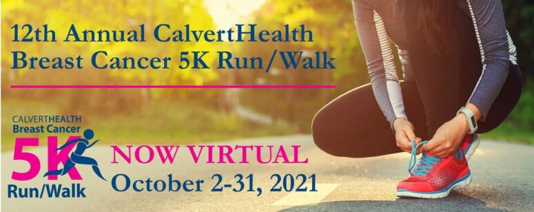 CalvertHealth Foundation Partners with Jefferson Patterson Park for Breast Cancer Awareness 5K