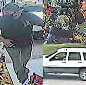 Identity Needed for Theft Suspect at 7-Eleven in Charlotte Hall