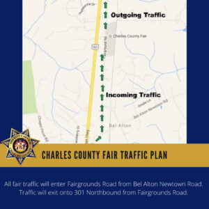 REMINDER! The 97th Annual Charles County Fair Starts Thursday, September 16, 2021