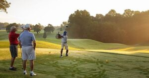 Join Calvert County Parks & Recreation for the 30th Annual Golf Classic on Friday, October 1, 2021 in Lusby