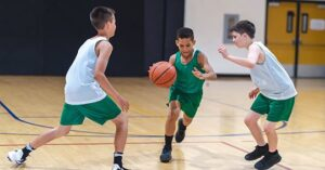 """Calvert County Parks & Recreation to Host Free """"Pat The Roc"""" Basketball Clinic"""
