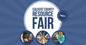 Calvert County Community Resource Fair on Friday, October 15, 2021