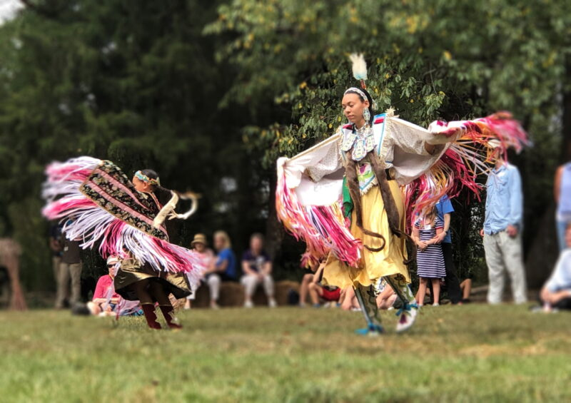 Indigenous Heritage Day at Historic St. Mary's City on Saturday, September 11, 2021