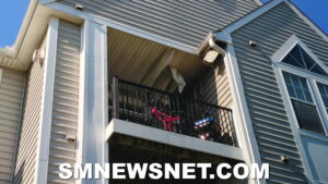 Sprinkler Systems Extinguish Fire on Third Floor Balcony in Lexington Park, No Injuries Reported