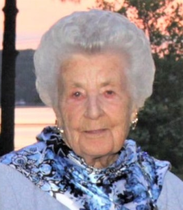 Lucille Bailey Farr Doepkens, 95