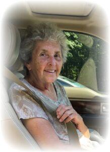 Georgia Hanora Alderton, 91