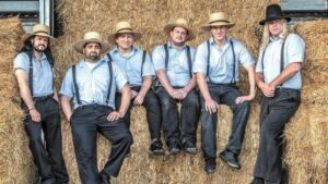 Leonardtown Summer Music Festival Finale with The Amish Outlaws on Saturday, October 16, 2021
