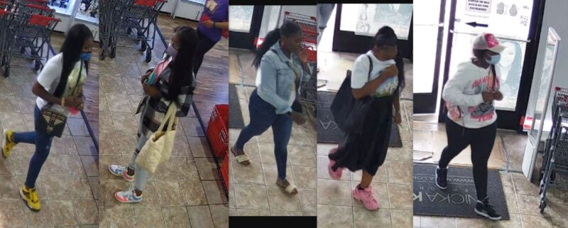 Crime Solvers Offering Cash Reward for Identity of Suspects in Robbery at Beauty Store