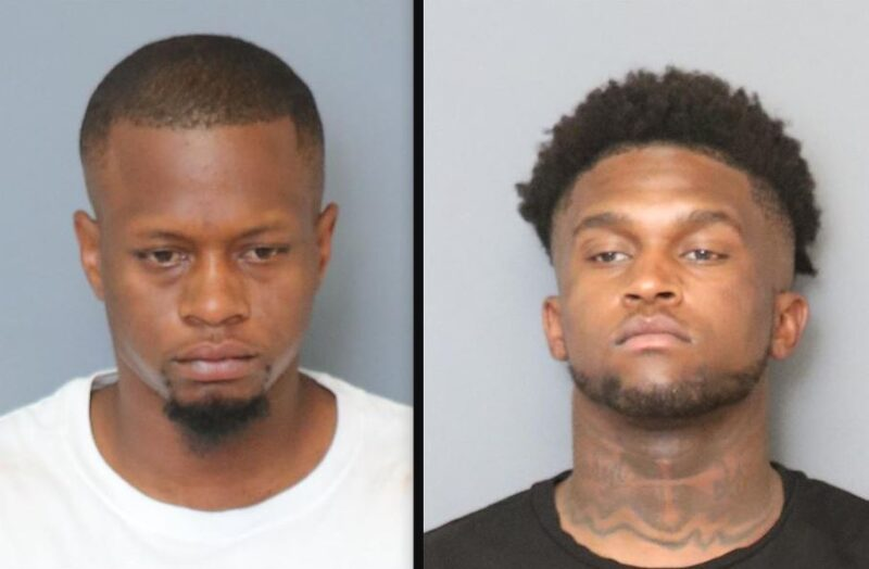 Police Arrests Two Waldorf Men and Recover Two Firearms After Traffic Stop